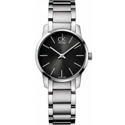 Kaufen Sie Calvin Klein Damenuhr City K2G23161