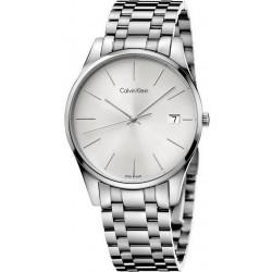 Kaufen Sie Calvin Klein Herrenuhr Time K4N21146