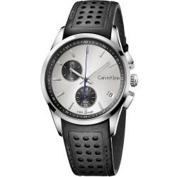 Kaufen Sie Calvin Klein Herrenuhr Bold K5A371C6 Chronograph
