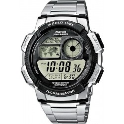 Kaufen Sie Casio Collection Herrenuhr AE-1000WD-1AVEF Digital Multifunktions