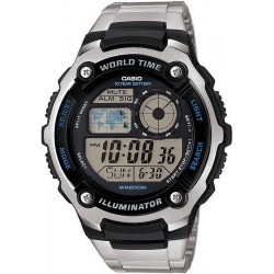 Kaufen Sie Casio Collection Herrenuhr AE-2100WD-1AVEF Multifunktions Digital