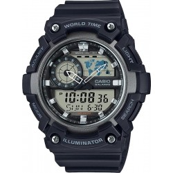 Kaufen Sie Casio Collection Herrenuhr AEQ-200W-1AVEF Multifunktions Ana-Digi
