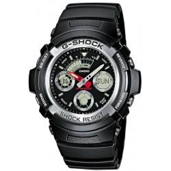 Kaufen Sie Casio G-Shock Herrenuhr AW-590-1AER Multifunktions Ana-Digi