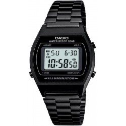Casio Digital Collection Unisexuhr B640WB-1AEF Multifunktions