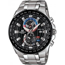 Casio Edifice Herrenuhr EFR-550D-1AVUEF Multifunktions