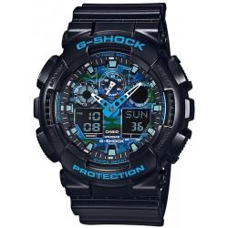 Kaufen Sie Casio G-Shock Herrenuhr GA-100CB-1AER Multifunktions Ana-Digi