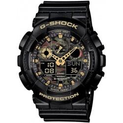 Kaufen Sie Casio G-Shock Herrenuhr GA-100CF-1A9ER Multifunktions Ana-Digi