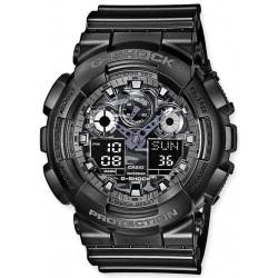 Kaufen Sie Casio G-Shock Herrenuhr GA-100CF-1AER Multifunktions Ana-Digi