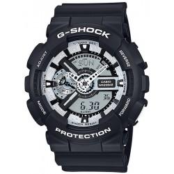 Kaufen Sie Casio G-Shock Herrenuhr GA-110BW-1AER Multifunktions Ana-Digi