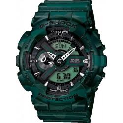Kaufen Sie Casio G-Shock Herrenuhr GA-110CM-3AER Tarnung Multifunktions Ana-Digi