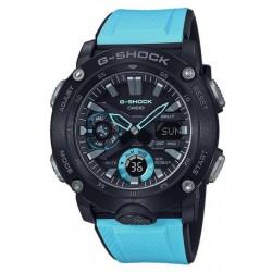 Casio G-Shock Herrenuhr GA-2000-1A2ER Ana-Digi Multifunktions