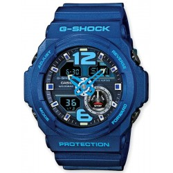 Casio G-Shock Herrenuhr GA-310-2AER Multifunktions Ana-Digi
