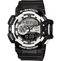 Casio G-Shock Herrenuhr GA-400-1AER Multifunktions Ana-Digi