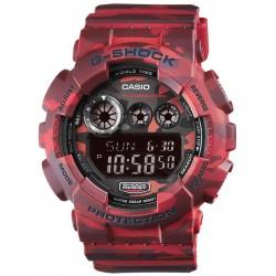 Casio G-Shock Herrenuhr GD-120CM-4ER Multifunktions Digital