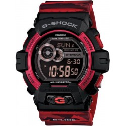 Casio G-Shock Herrenuhr GLS-8900CM-4ER Tarnung Multifunktions Digital