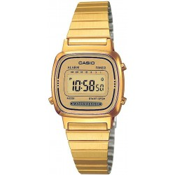 Kaufen Sie Casio Collection Damenuhr LA670WEGA-9EF Multifunktions Digital