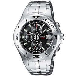 Kaufen Sie Casio Collection Herrenuhr MTD-1057D-1AVES Chronograph