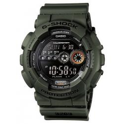 Casio G-Shock Herrenuhr GD-100MS-3ER Multifunktions Digital