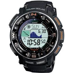 Casio Pro-Trek Herrenuhr PRW-2500-1ER Multifunktions Digital Solar