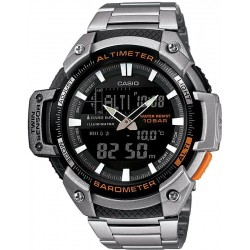Casio Collection Herrenuhr SGW-450HD-1BER Multifunktions Ana-Digi