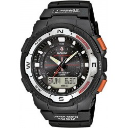 Casio Collection Herrenuhr SGW-500H-1BVER Multifunktions Ana-Digi