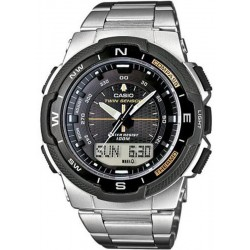 Casio Collection Herrenuhr SGW-500HD-1BVER Multifunktions Ana-Digi
