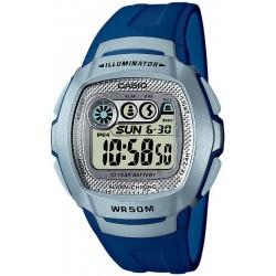 Casio Collection Herrenuhr W-210-2AVES Multifunktions Digital