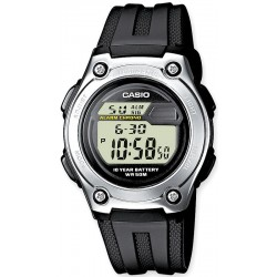 Casio Collection Herrenuhr W-211-1AVES Multifunktions Digital