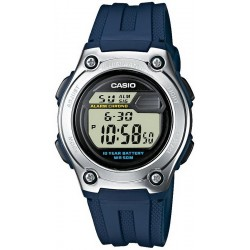 Casio Collection Herrenuhr W-211-2AVES Multifunktions Digital