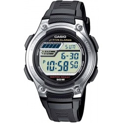 Casio Collection Herrenuhr W-212H-1AVES Multifunktions Digital