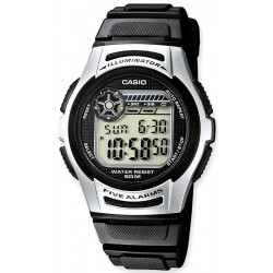 Casio Collection Herrenuhr W-213-1AVES Multifunktions Digital