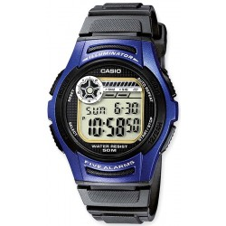 Casio Collection Herrenuhr W-213-2AVES Multifunktions Digital