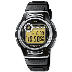 Casio Collection Herrenuhr W-213-9AVES Multifunktions Digital