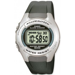 Casio Collection Herrenuhr W-42H-1AVES Multifunktions Digital