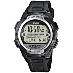 Casio Collection Herrenuhr W-756-1AVES Digital Multifunktions