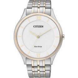 Citizen Herrenuhr Elegant Stiletto Eco-Drive AR0075-58A