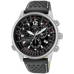 Citizen Herrenuhr Promaster Sky Chrono Pilot Funkuhr AS4020-36E