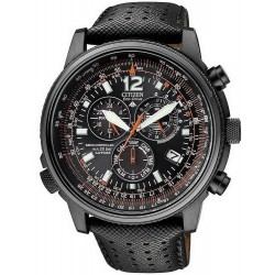Citizen Herrenuhr AS4025-08E Promaster Sky Chrono Pilot Funkuhr