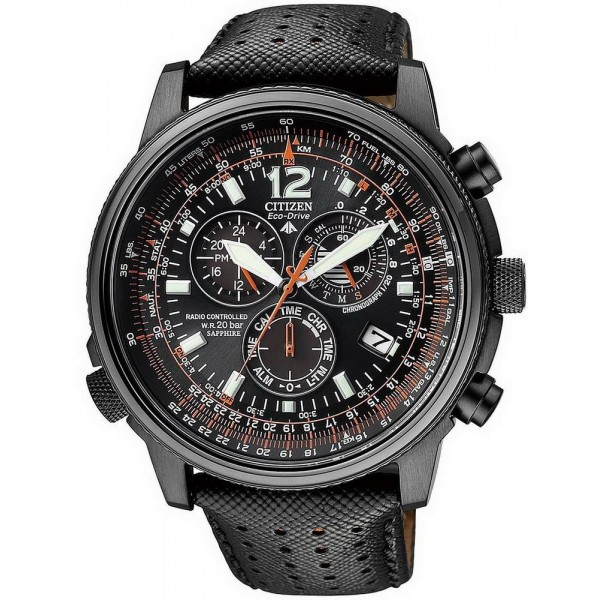 Kaufen Sie Citizen Herrenuhr Promaster Sky Chrono Pilot Funkuhr AS4025-08E