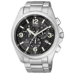 Citizen Herrenuhr Promaster Land Chrono Funkuhr AS4041-52E