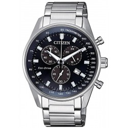 Citizen Herrenuhr Chrono Eco-Drive AT2390-82L