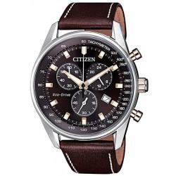 Kaufen Sie Citizen Herrenuhr Chrono Eco-Drive AT2396-19X