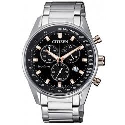 Citizen Herrenuhr Chrono Eco-Drive AT2396-86E