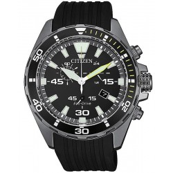 Citizen Herrenuhr Chrono Sport Eco-Drive AT2437-13E