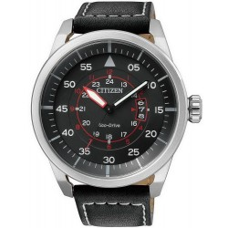 Citizen Herrenuhr Aviator Eco-Drive AW1360-04E