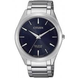 Citizen Herrenuhr Super Titanium Eco-Drive BJ6520-82L
