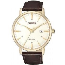 Citizen Herrenuhr Classic Eco-Drive BM7463-12A