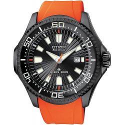 Citizen Herrenuhr Promaster Diver's Eco-Drive 300M BN0088-03E