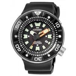 Citizen Herrenuhr Promaster Diver's Eco-Drive 300M BN0174-03E