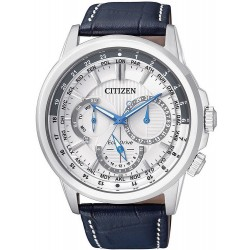 Citizen Herrenuhr Calendrier Eco-Drive BU2020-11A Multifunktions
